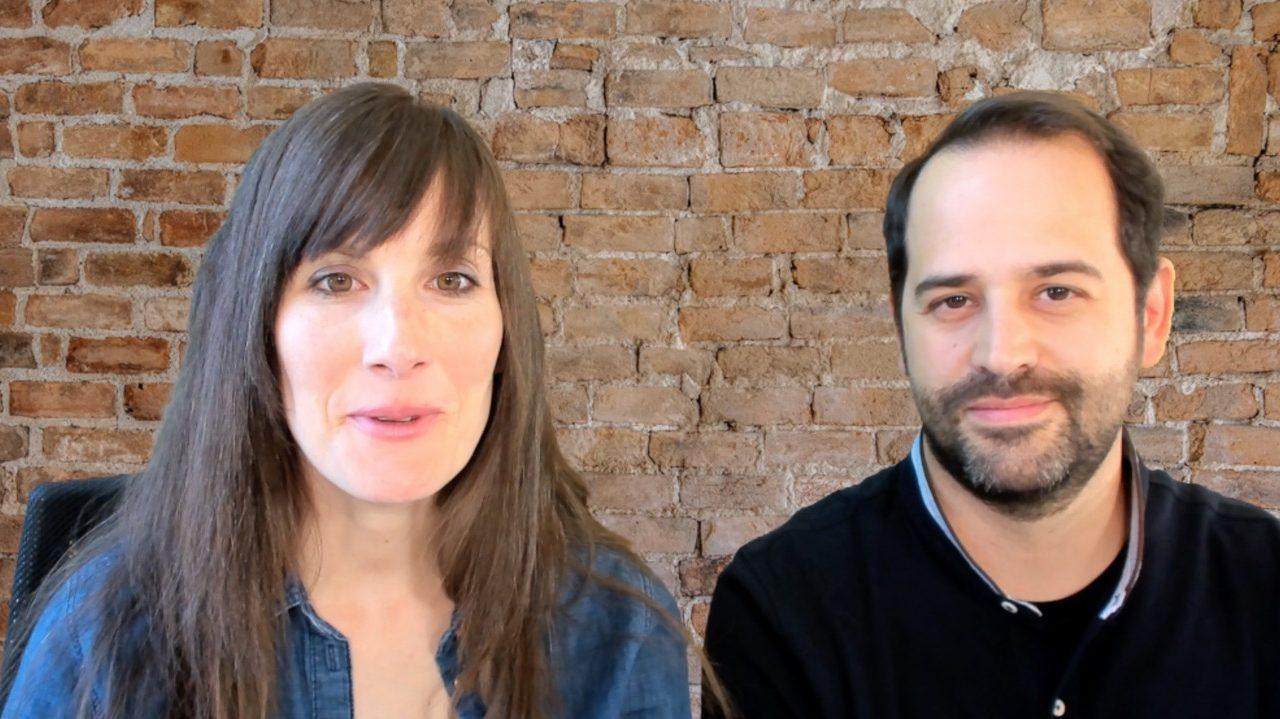 Ana Pedroche y Fran de Vicente